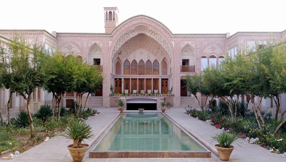 Ameri House , Kashan Iran