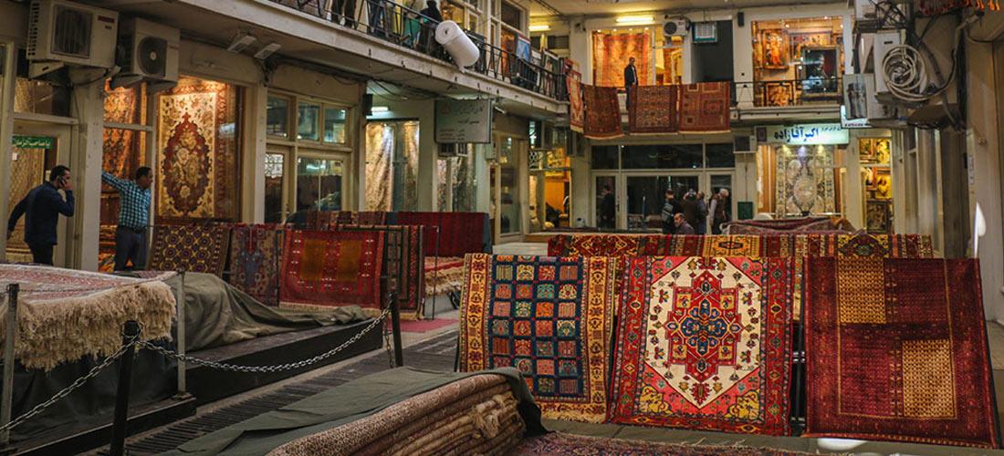 Tajrish Bazaar, Tehran Iran
