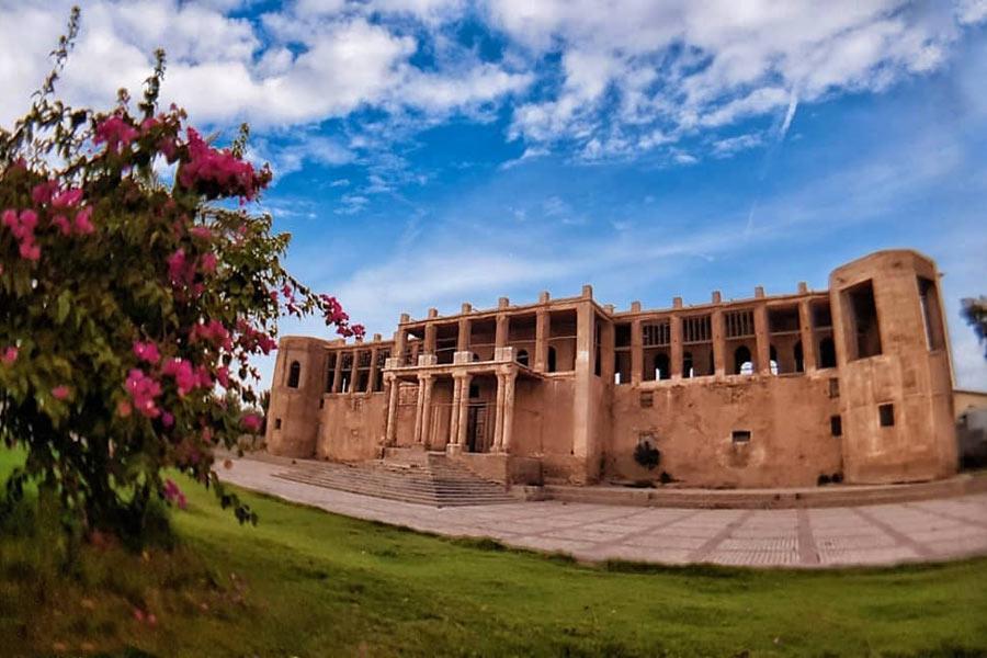 Malek Mansion , Bushehr Iran
