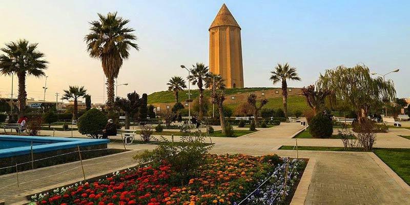 Gonbade Qabus ,Iran