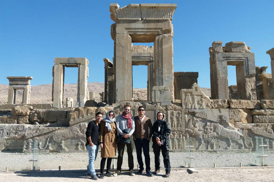 Inbound Persia Group Tour
