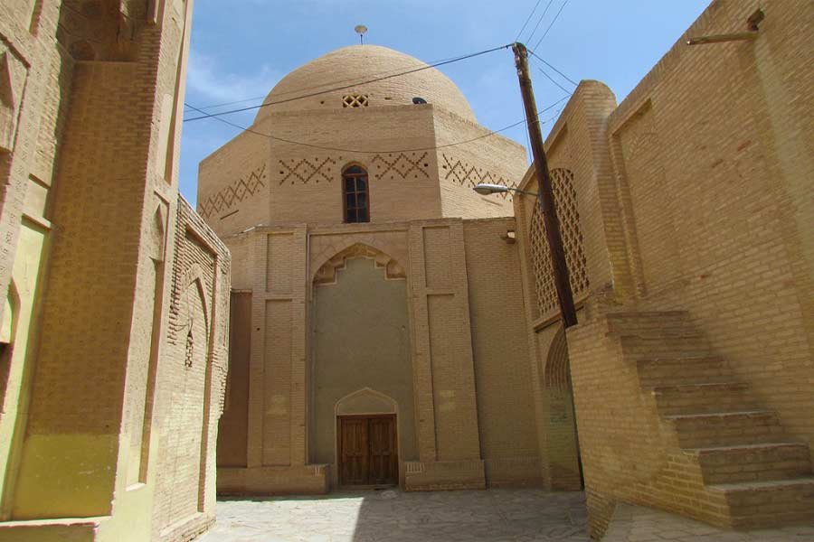 Jameh Mosque of Nain ,Iran