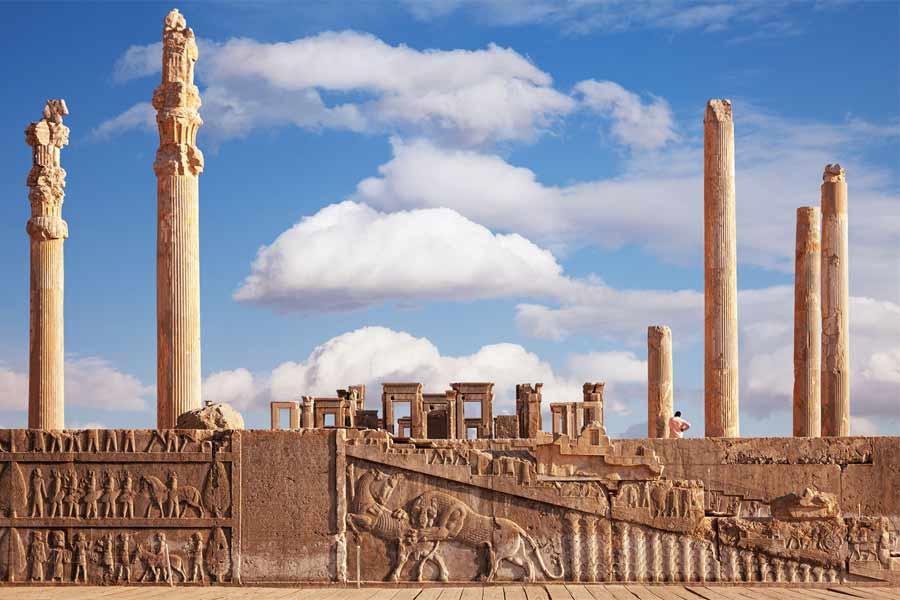 Persepolis ,Shiraz Iran