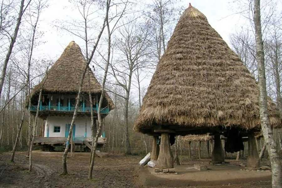 Gilan Cottages