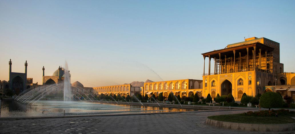 Ali Qapoo Palace
