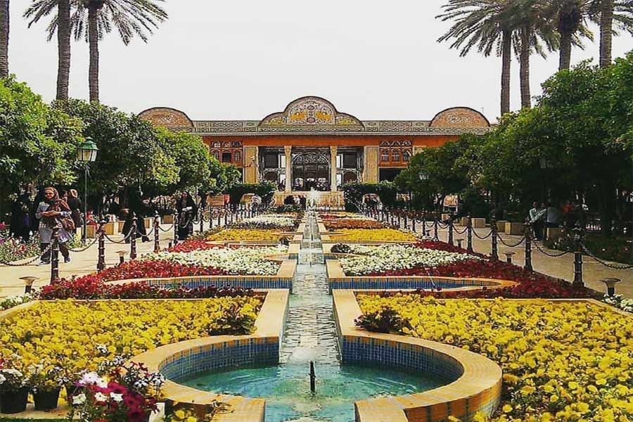 Naranjestan Garden , Shiraz Iran