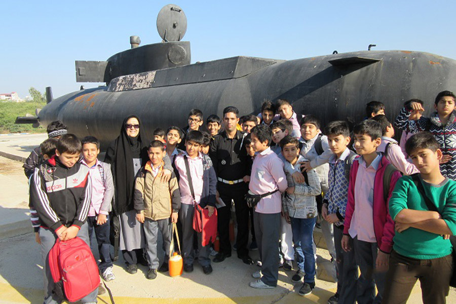 Maritime Museum , Bushehr ,Iran