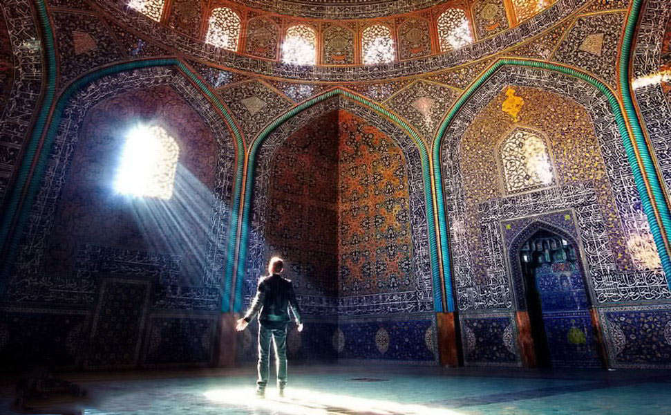 Iranian Mosque , Inbound Persia Travel Agency Journal