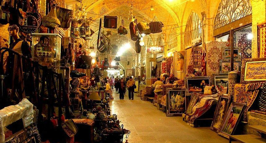 Vakil Bazaar , Shiraz Iran